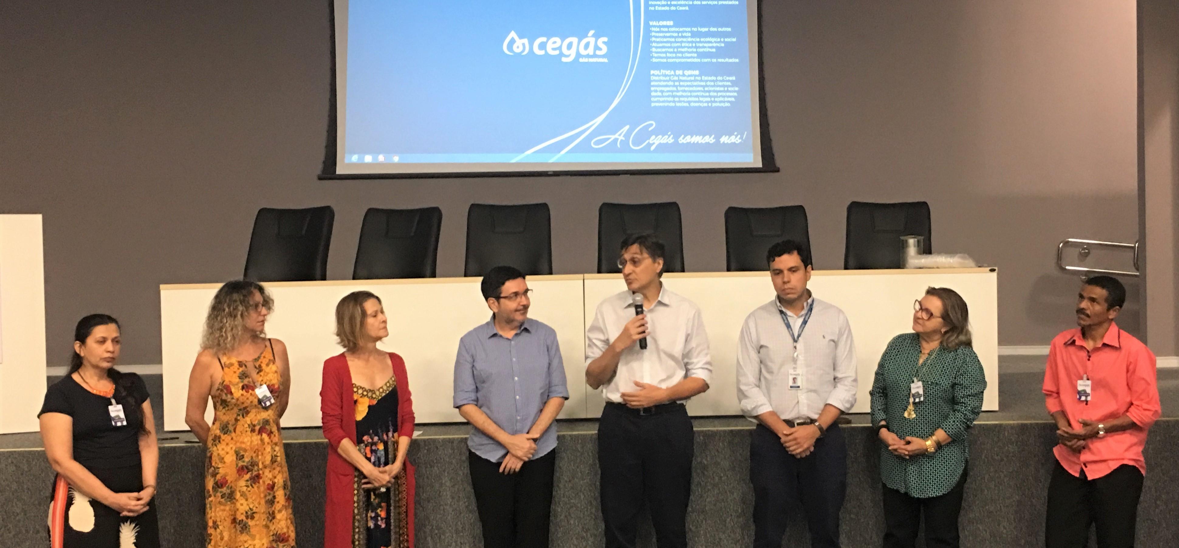 Resultado de imagem para Cegás assina contratos com projetos do Programa CEGÁS de Responsabilidade Social 2018-2019