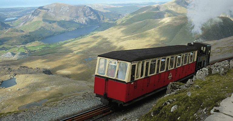 Mount Snowdon Train