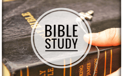 Bible study with Timothy Demore