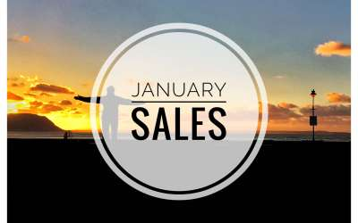 January Sales Extended!