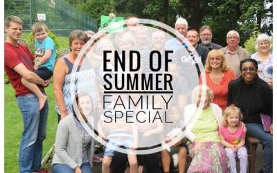 End of Summer Family Special