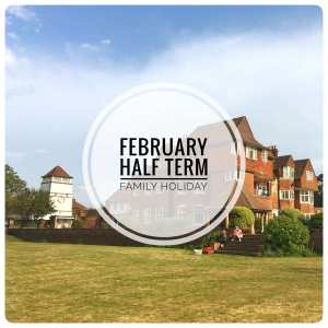 February Half-term at The Pleasaunce