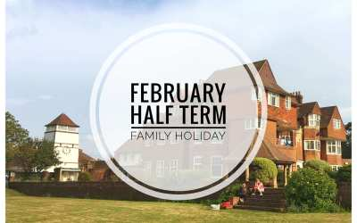 February half-term – The Pleasaunce
