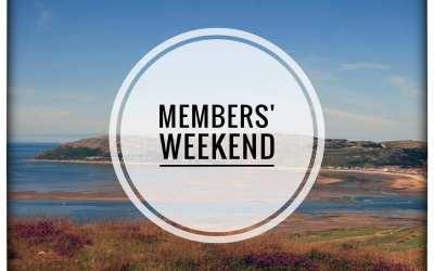 CEHC Members' Weekend