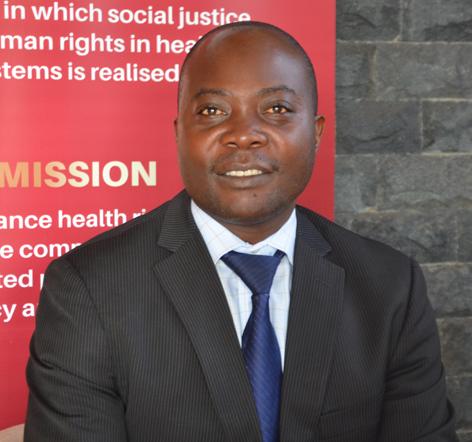 David Kabanda.