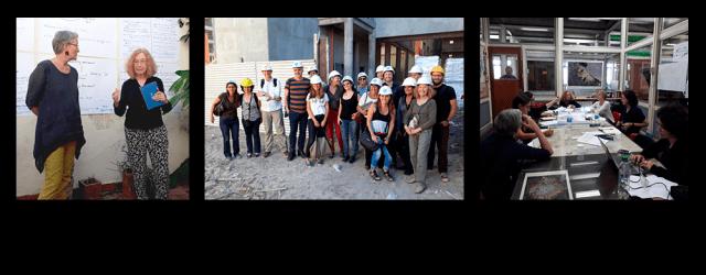 Taller internacional de investigación sobre Transformaciones Urbanas El proyecto ¿Urban Voids? es parte de un intercambio académico multidisciplinario para el desarrollo de metodologías de investigación sobre las dinámicas actuales de transición urbana en aglomeraciones europeas y latinoamericanas.