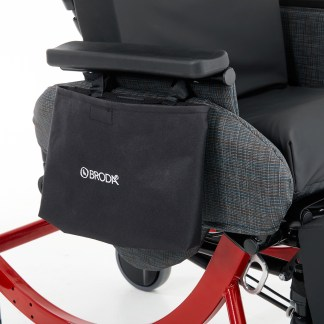 Broda logo Accessory Bag