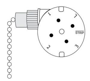 Zing Ear ZE208s 4 Wire 3 Speed Fan Switch | CeilingFanSwitch