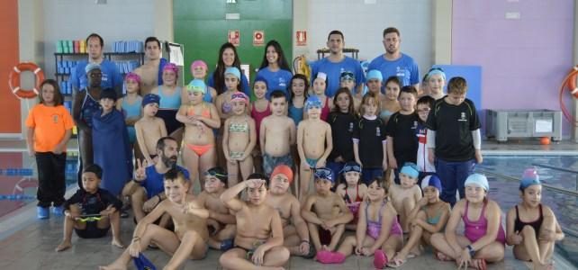 I encuentro multideporte en Campohermoso (Fútbol – natación)