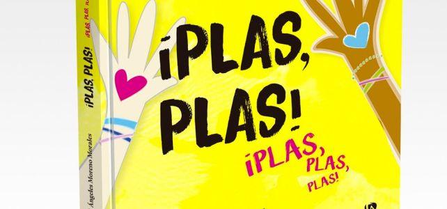 ¡Plas, plas! Nuevo libro de nuestra compañera María Ángeles Moreno