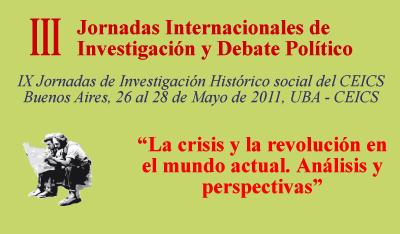 III Jornadas CEICS