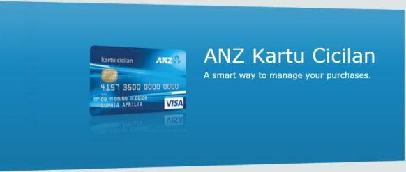 kartu kredit anz