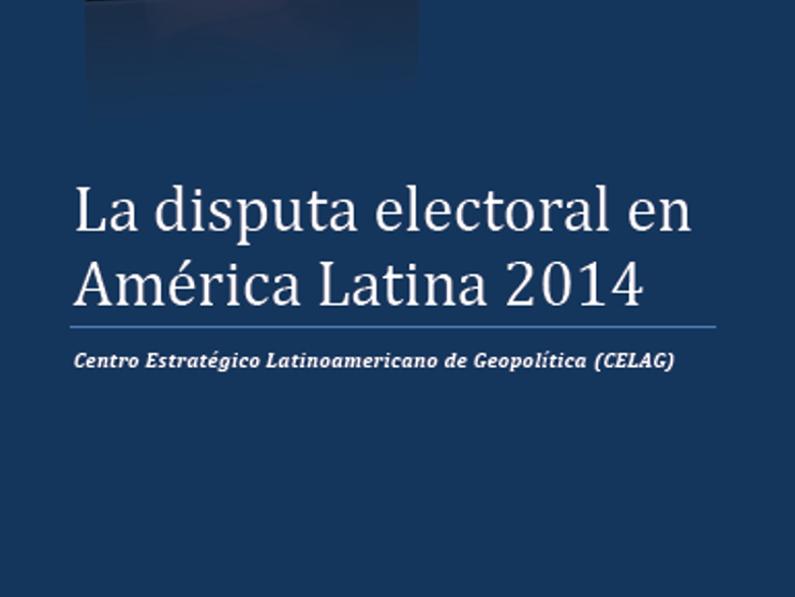 La Disputa Electoral en América Latina