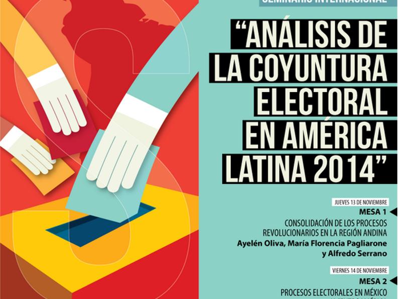 Análisis de coyuntura electoral en América latina 2014