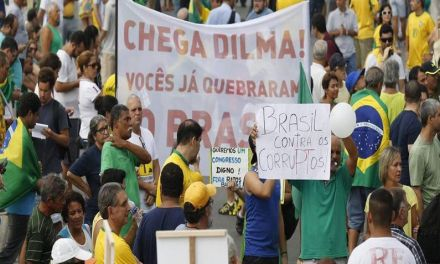 Polarização: un Brasil en disputa  (Por Agustín Lewit)