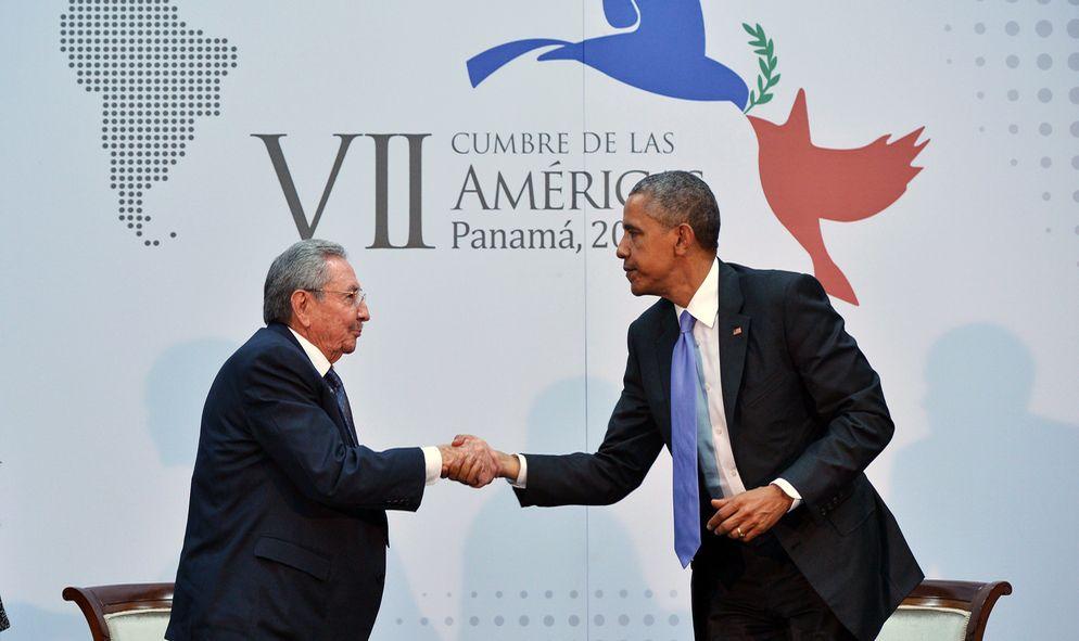 Una cumbre, dos Américas (Por Gisela Brito)