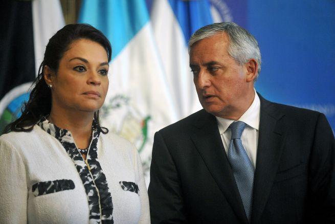 Crisis Política en Guatemala: renuncia la vicepresidenta