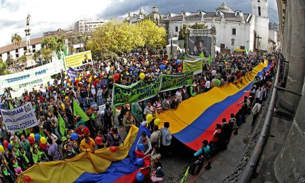 Ecuador: la pugna entre la salida y la no-salida (por Sergio Martín Carrillo)