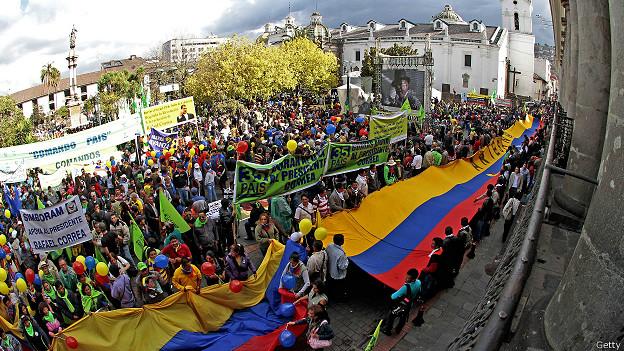 Ecuador, el 1% frente a la democracia (por Alfredo Serrano Mancilla)