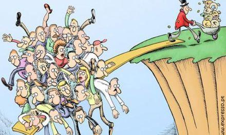 Distribución de la riqueza en Ecuador: No habrá justicia social sin equidad (por Sergio Martín-Carrillo)