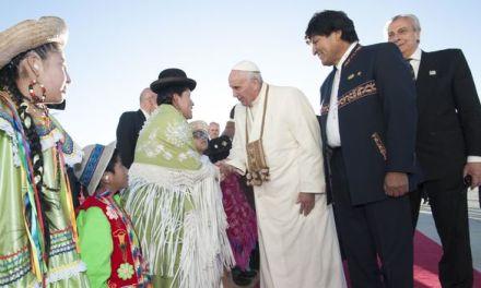 El Papa y el nuevo consenso económico en América latina (por Alfredo Serrano Mancilla)