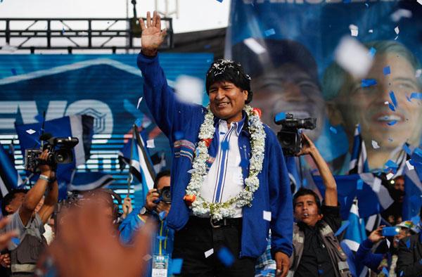 Evo Morales y la reelección en Bolivia (Por Alfredo Serrano Mancilla)