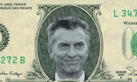 Electroshock económico de Macri