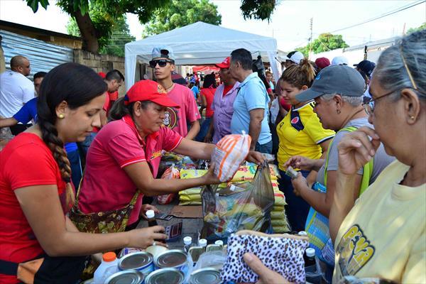 Apuntes sobre el ataque económico al pueblo de Venezuela (por Teresa Morales Olivera)