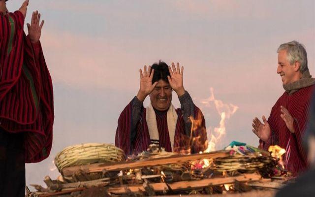 Los diez años que cambiaron a Bolivia  (Por Agustín Lewit)