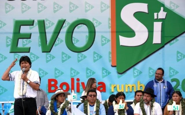 Bolivia a las urnas: el Referendo Constitucional y la reelección presidencial (Por Gisela Brito y Shirley Ampuero)