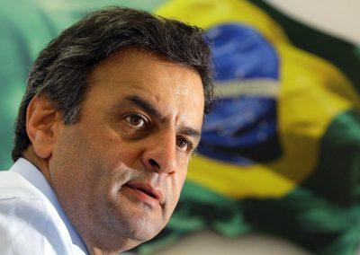 Aécio Neves (Brasil)