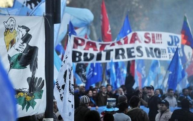 Argentina: La pelea amarilla (por Esteban De Gori)
