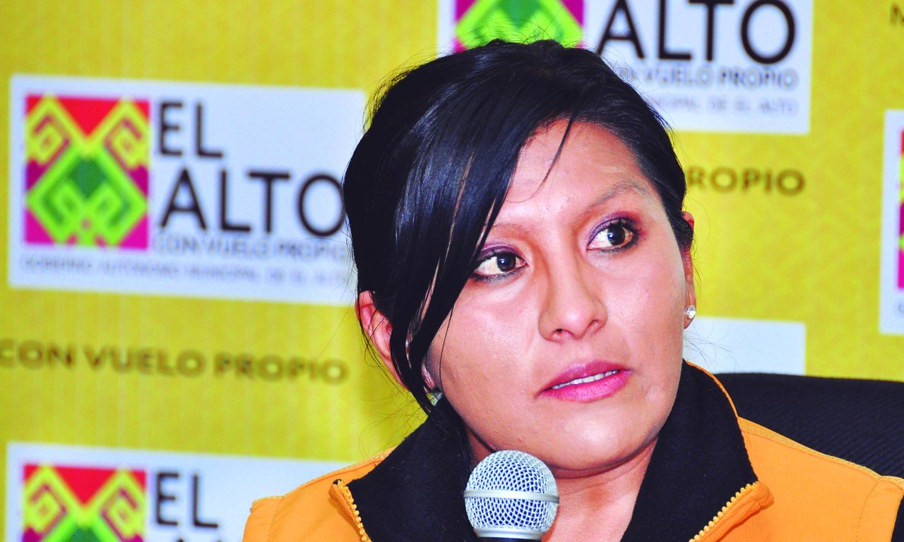 Soledad Chapetón (Bolivia)
