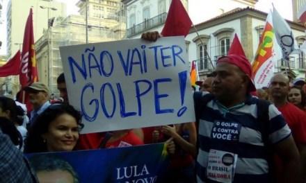 """Brasil: """"NÃO VAI TER GOLPE?"""" (¿NO HABRÁ GOLPE?) (por Luismi Uharte)"""