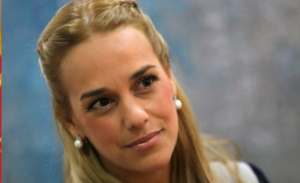 Lilian Tintori (Venezuela)