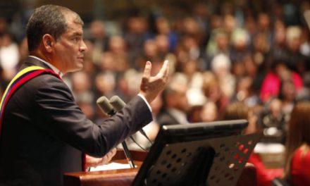 Ecuador: Último Informe a la Nación del presidente Rafael Correa (por Nicolás Oliva, Camila Vollenweider y María Florencia Pagliarone)