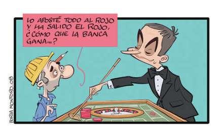 La banca gana (en Brasil)