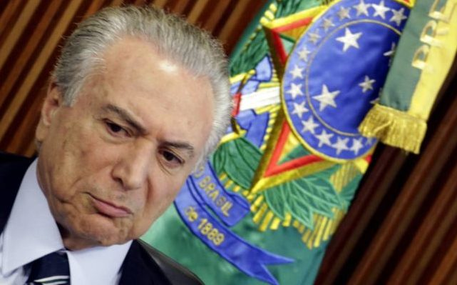 Las características del golpismo en Brasil (por Amílcar Salas Oroño)