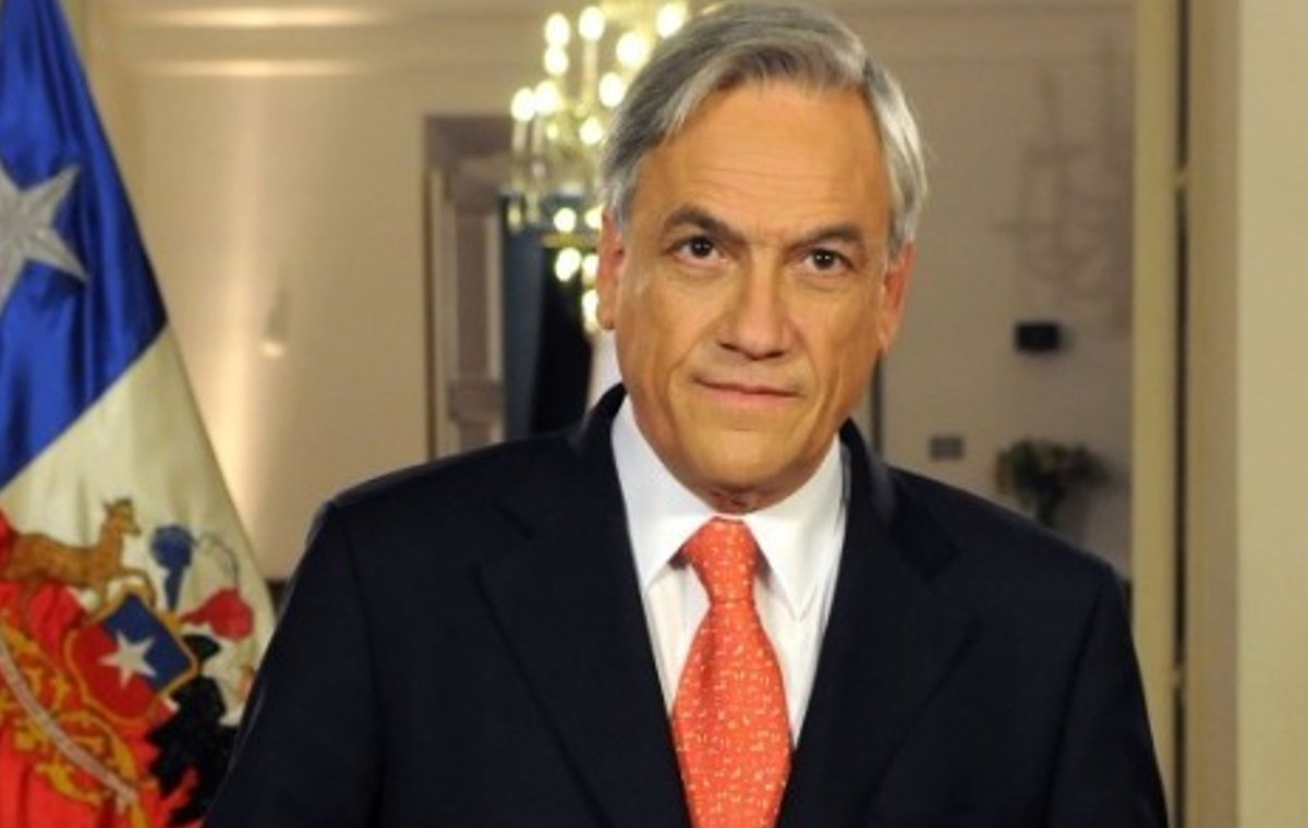 Sebastián Piñera (Chile)