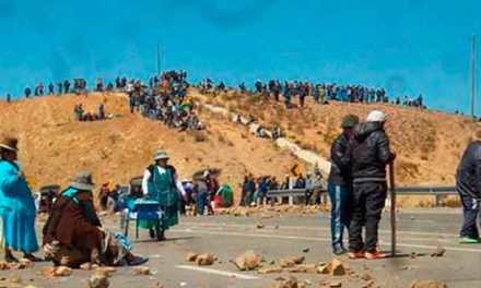 Bolivia: Violencia ante los cambios soberanos a la política minera