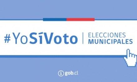 Informe preelectoral: Chile camino a las elecciones municipales