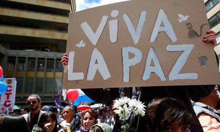 Informe: Nuevo Acuerdo de Paz en Colombia