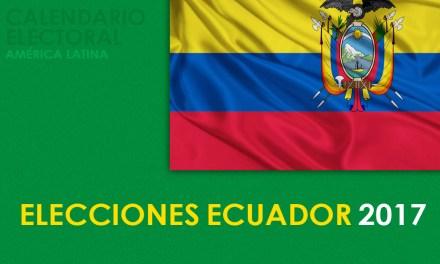 Elecciones en Ecuador 2017