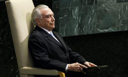 El desgobierno de Temer en Brasil