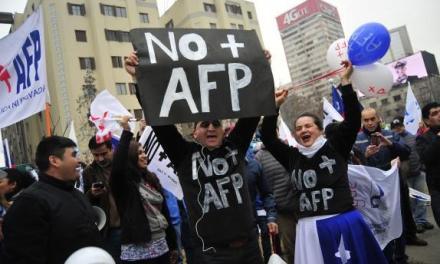 Chile: del sistema previsional fallido al negocio de las AFP