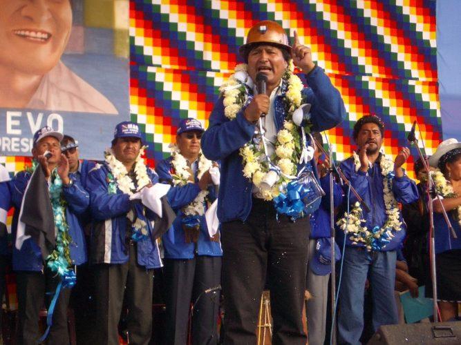 Escenario político en Bolivia: ecos del referéndum y posicionamiento del MAS