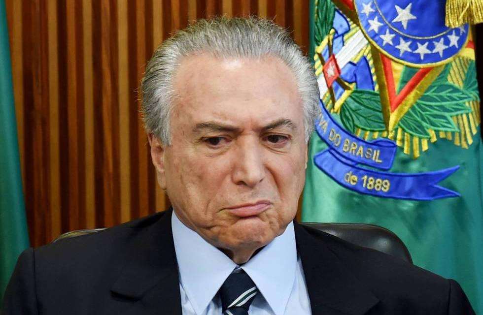Brasil: reformas para temer