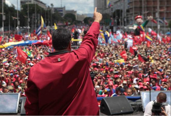 Informe: Maduro a la ofensiva