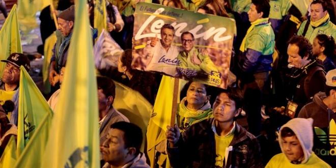 Ecuador camino a las urnas. Informe Pre electoral