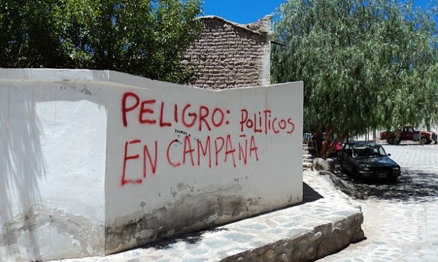La derecha colombiana y la construcción de su agenda política